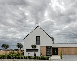 Dom jednorodzinny 190m2 - Domy, styl skandynawski - zdjęcie od paulaselerowicz.pl - Homebook