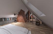 mieszkanie na poddaszu - zdjęcie od frog_studio