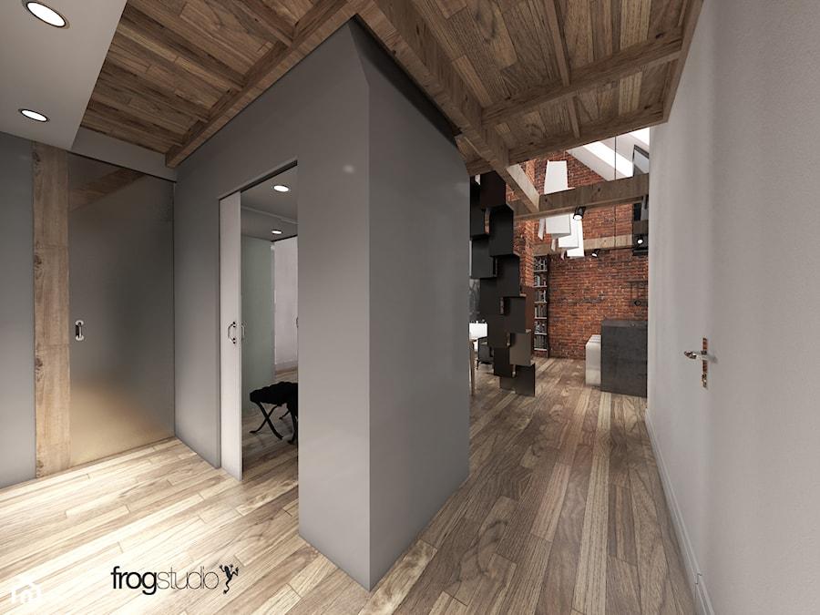 Mieszkanie Na Poddaszu Zdjęcie Od Frogstudio Homebook