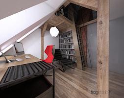 mieszkanie na poddaszu - zdjęcie od frog:studio