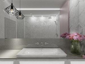 Łazienka z prysznicem - zdjęcie od Aleksandra Mółka
