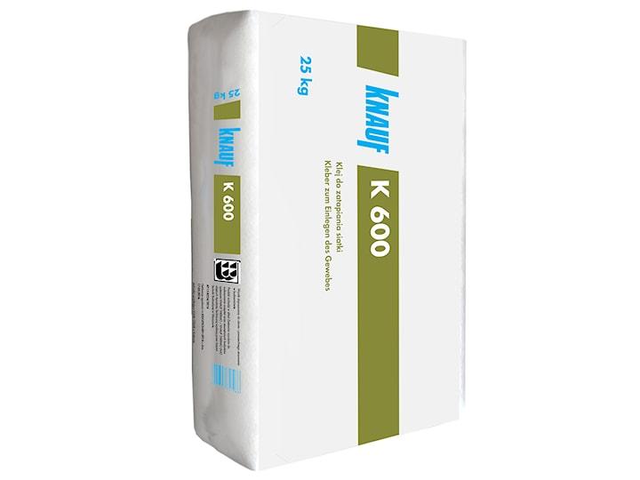 Knauf Klej do zatapiania siatki K 600
