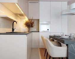 beżowa kuchnia - zdjęcie od igloo studio - Homebook