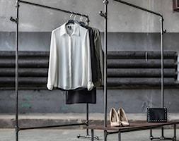 Garderoba w stylu industrialnym - zdjęcie od IndustrialPipes