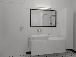 Łazienka w przedwojennym klimacie