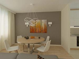 Kuchnia z salonem – Ursynów