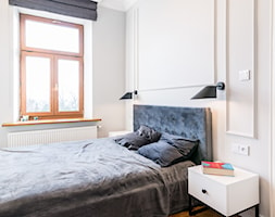 Mieszkanie w kamienicy - Sypialnia - zdjęcie od Piękne Wnętrza Agata i Waldemar Smolińscy - Homebook