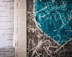 Nowoczesny dom pod Lublinem III - Mały szary kolorowy pokój dziecka dla chłopca dla dziewczynki dla malucha dla nastolatka, styl nowoczesny - zdjęcie od Piękne Wnętrza Agata Smolińska
