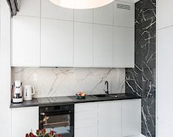 Mieszkanie w kamienicy - Kuchnia - zdjęcie od Piękne Wnętrza Agata i Waldemar Smolińscy - Homebook