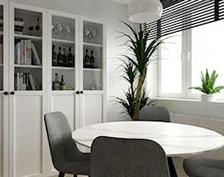 Jadalnia+-+zdj%C4%99cie+od+All+Interiors+-+projektowanie+wn%C4%99trz+Aleksandra+Idzikowska