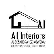 All Interiors - projektowanie wnętrz Aleksandra Idzikowska - Architekt / projektant wnętrz
