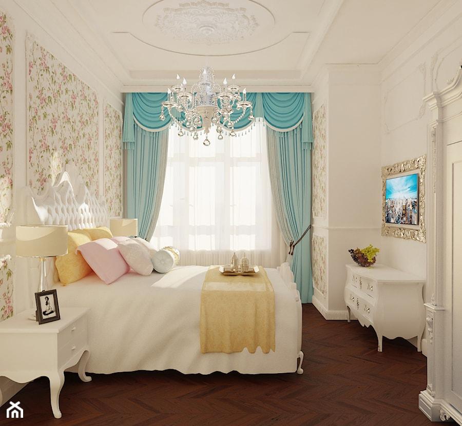 Sypialnia Rokoko 1 Sypialnia Styl Klasyczny Zdjęcie Od