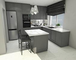 Kuchnia+-+zdj%C4%99cie+od+Architekt+Katarzyna+Szewczyk