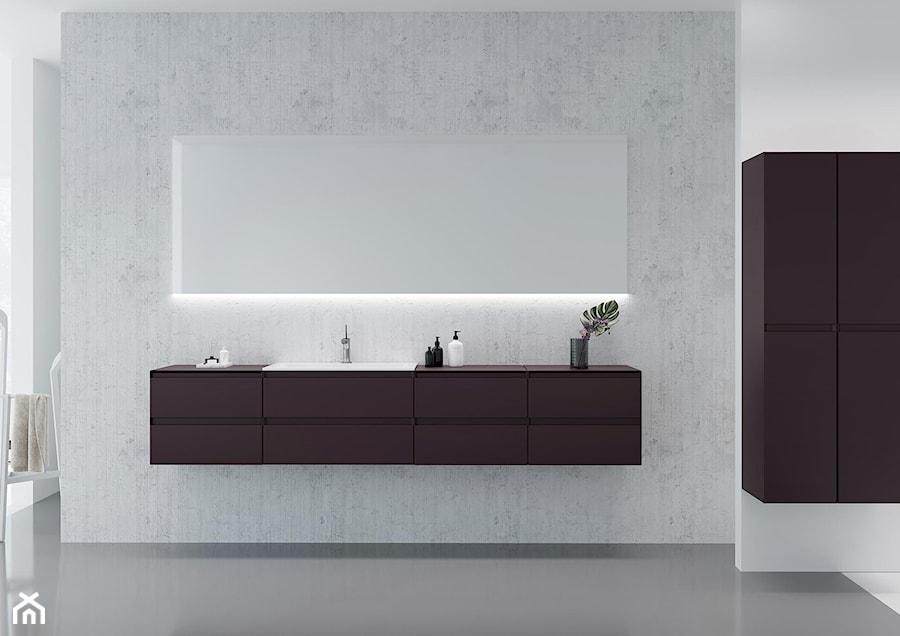 Guadix Kolekcja Nowoczesnych Mebli łazienkowych Zdjęcie Od Defra