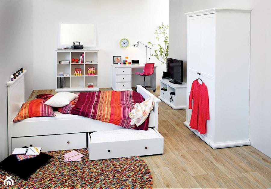Romantyczne Młodzieżowa Sypialnia Paris Zdjęcie Od