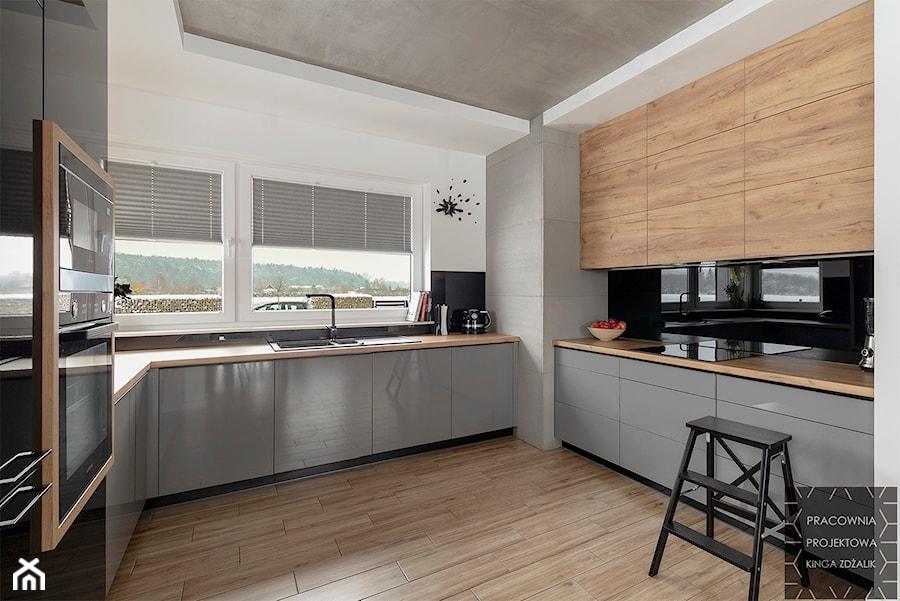 Kuchnia W Stylu Loft Zdjęcie Od Pracownia Projektowa Kinga