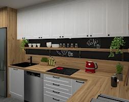 Czary - mary w starej kuchni - zdjęcie od PRACOWNIA PROJEKTOWA KINGA ZDŻALIK