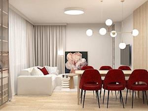 Bordowe Love - mieszkanie z kroplą BORDO