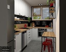 Czary- mary w starej kuchni - zdjęcie od PRACOWNIA PROJEKTOWA KINGA ZDŻALIK