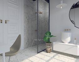 Loftowa Lazienka Zdjecie Od Plusdesign Studio Projektowe Luba