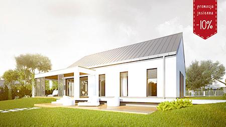 Hexa Green_Projekty domów pasywnych i niskoenergetycznych