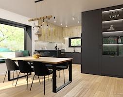Wnętrza domu pod Krakowem - Kuchnia, styl nowoczesny - zdjęcie od Studio Projektowe Zgodnie Z Planem - Homebook