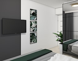 Sypialnia+-+zdj%C4%99cie+od+Studio+Projektowe+Zgodnie+Z+Planem