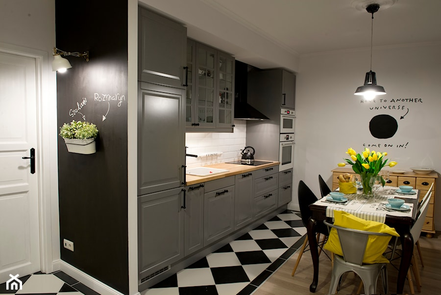 szara kuchnia ikea  Google Search  kitchen  Pinterest -> Kuchnia Faktum Ikea