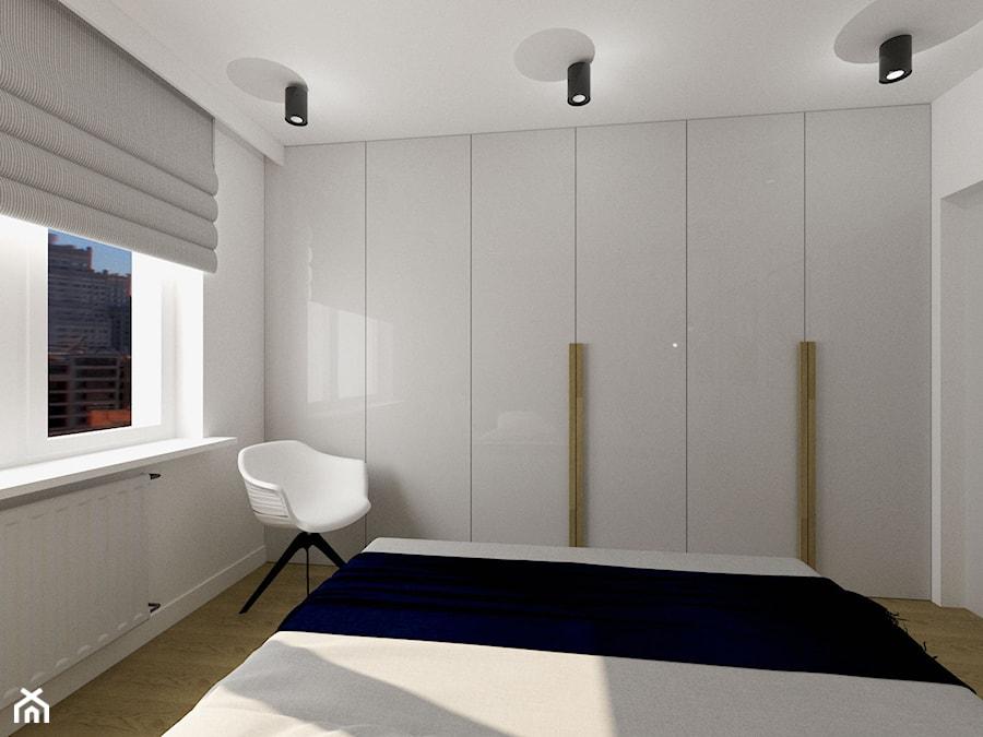Sypialnia Z Ukrytym Domowym Gabinetem 128 M2 Zdjęcie Od