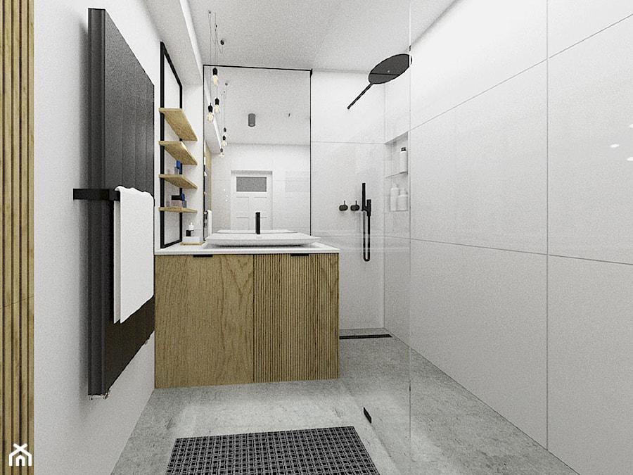 łazienka Z Uchwytem Grzejnikowym 35m2 Zdjęcie Od Kdk