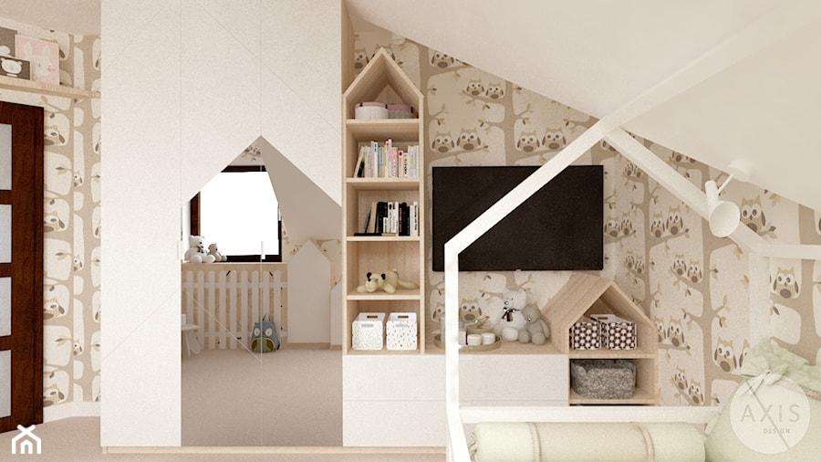 Pokój 2-letniej dziewczynki - zdjęcie od AxisDesign