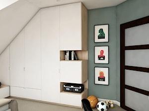 Pokój 7-letniego chłopca - zdjęcie od AxisDesign
