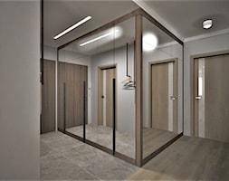 apartament g - Hol / przedpokój, styl nowoczesny - zdjęcie od Minima Studio - Homebook