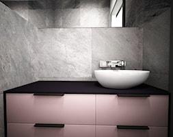 apartament k - Łazienka, styl nowoczesny - zdjęcie od Minima Studio - Homebook