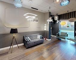 Podłogi | Ściany | Lampy | Rolety | Meble - zdjęcie od A&A STUDIO PROJECT