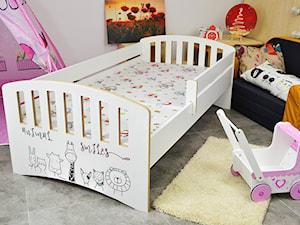 Łóżko dziecięce Happy - zdjęcie od DIP-MAR sklep