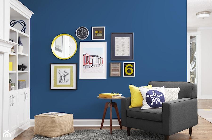 Inspiracje - Salon, styl eklektyczny - zdjęcie od Command Inspiracje