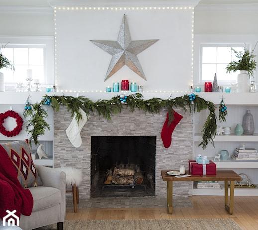 Świąteczne oświetlenie, czyli sposób na magiczny nastrój. Jak oświetlić dom na zewnątrz i w środku?