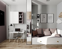 Pokój nastolatki - zdjęcie od DOMOVO STUDIO - Homebook