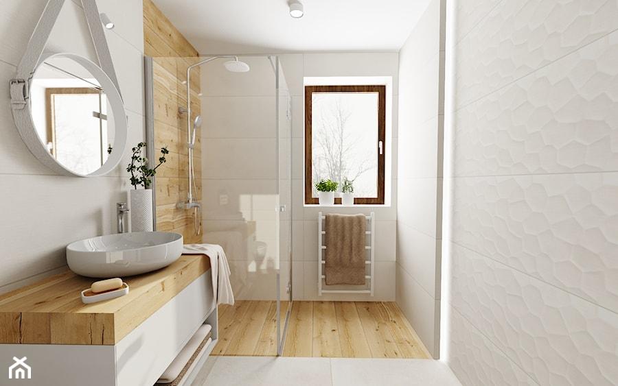 Mała łazienka Duża łazienka W Bloku W Domu Jednorodzinnym