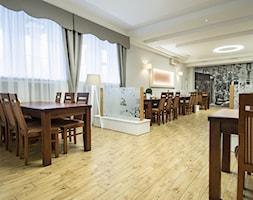 Hotel Zielony Dworek - Wnętrza publiczne, styl skandynawski - zdjęcie od CREO- architektura wnętrz Lublin