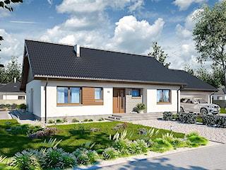 Projekt domu Tamara modern G2 WOE1116
