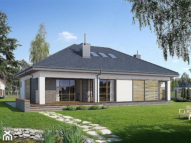Projekt domu E-131 WAX1032