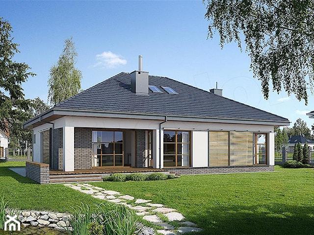 Projekt domu E-114 WAX1016