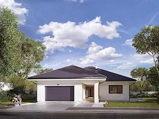 Projekt domu Ariel 4 BSA2090
