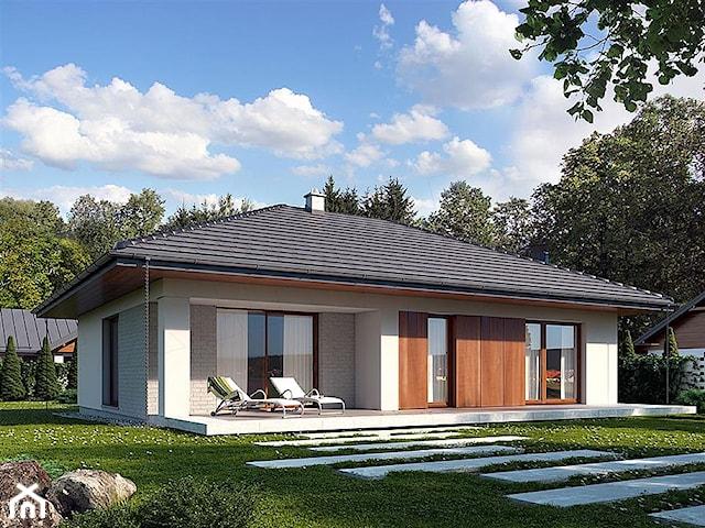 Projekt domu Nika BSE1078
