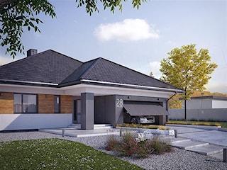 Projekt domu Decyma 9 BSA2108