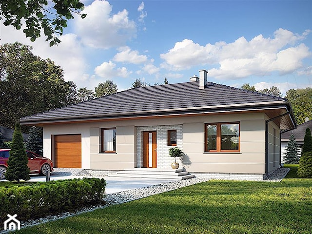 Projekt domu Galia BSE1077