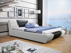 Łóżko Tapicerowane Atena