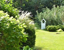 ogród naturalny 1 - Ogród, styl nowoczesny - zdjęcie od Nisza Design